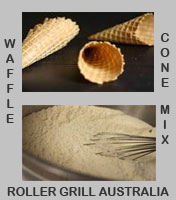 Waffle Cone Mix - Click for item details