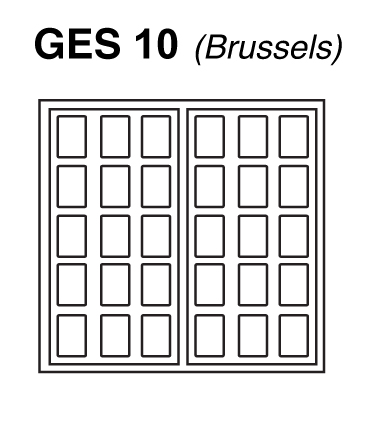 GES 10 BRUSSELS