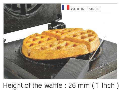 Roller Grill Waffle Maker